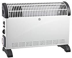 PRO-ELEC electric convector heater