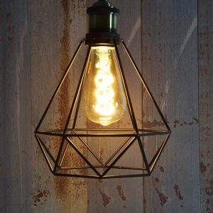 Decorative Lamp Cages