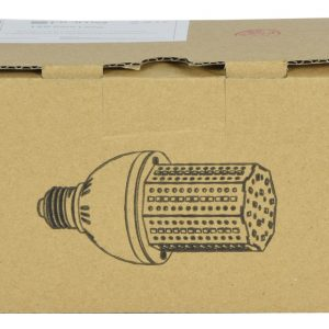 LED Corn Lamp with Integral Driver