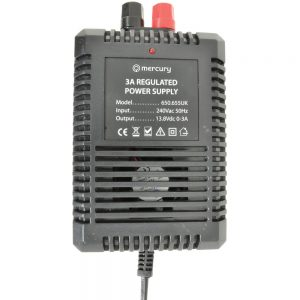 Switch-mode 13.8v Bench Top Power Supplies