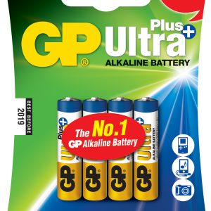 GP Ultra+ Alkaline Batteries
