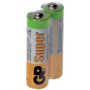 GP Alkaline Batteries Bulk Pack