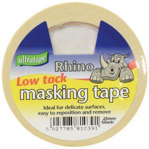 Ultratape Rhino Masking Tapes