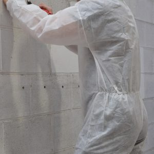Disposable Paper Overall/Suit