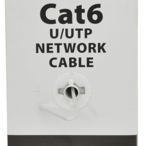 Cat6 U/UTP Network Cable