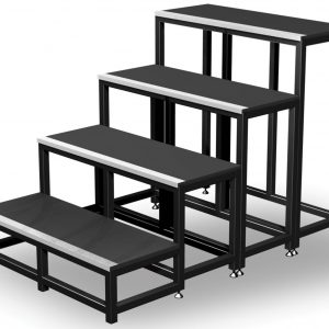 Stage Systems: Modular Stairs