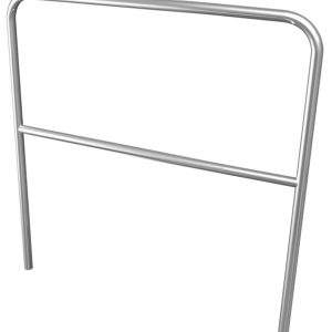Aluminium Modular Stage System: Handrail
