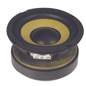 High Power Woofers with Aramid Fibre Cone