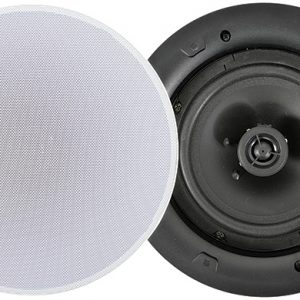 2 Way Low Profile 100v Line Ceiling Speakers