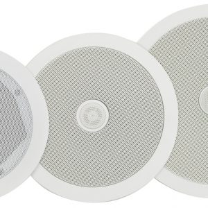 CD Series Ceiling Speakers with Directional Tweeter
