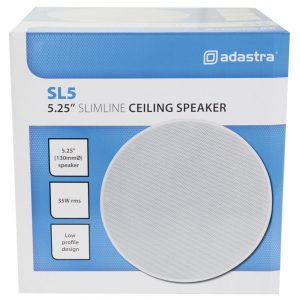 SL Series – Slimline Ceiling Speakers