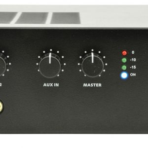 CA Series Compact 100v Line Mixer-amplifiers