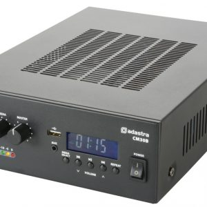 CM Series Compact 100v Mixer-amps with Bluetooth