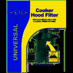 Grease Foam Filter FLT901740