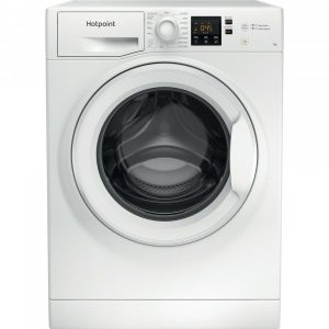 HOTPOINT WHITE 7KG 1400 SPIN WASHNG MACHINE