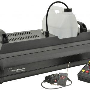 QTFX-2000 SMOKE MACHINE