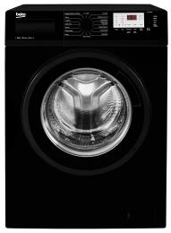 BEKO BLACK 8KG 1400 SPIN WASHING MACHINE