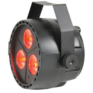 PAR12 RGBW DMX PAR Light 3 x 4W LED